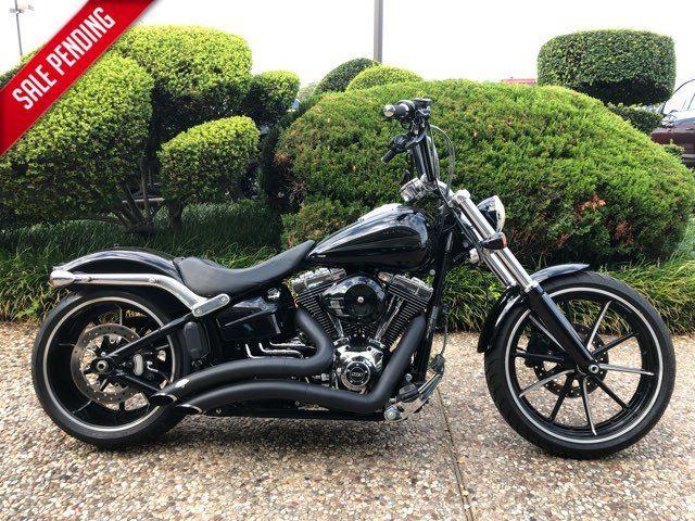 2013 Harley-Davidson Softail Breakout in McKinney, TX 75070