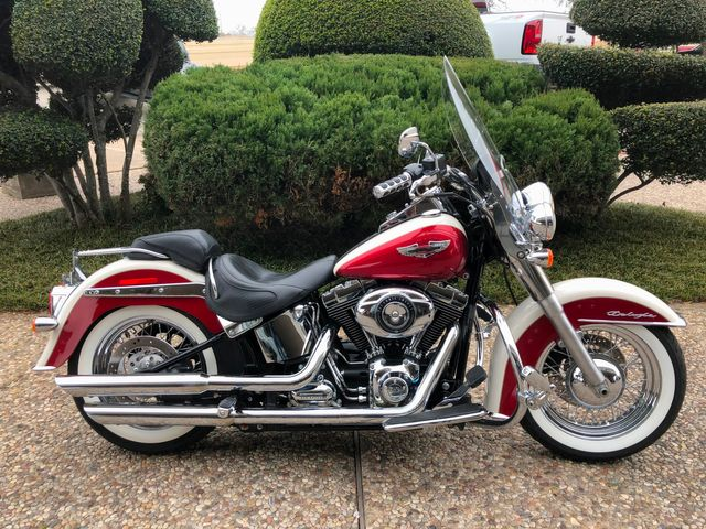 2013 Harley-Davidson Softail Deluxe Deluxe