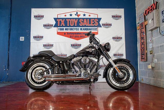 2013 Harley-Davidson Softail Fat Boy Lo