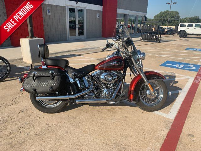 2013 Harley-Davidson Softail® Heritage Softail® Classic in McKinney, TX 75070
