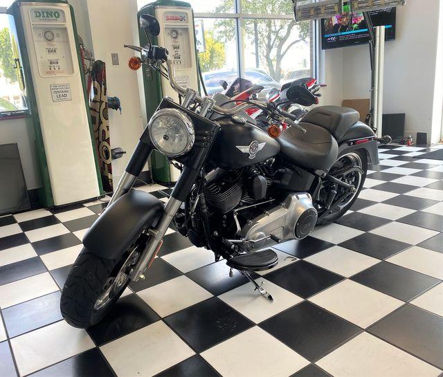 2013 Harley Davidson Softail 1690CC
