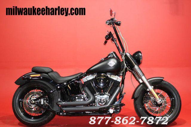 2013 Harley-Davidson SOFTAIL SLIM FLS SLIM FLS