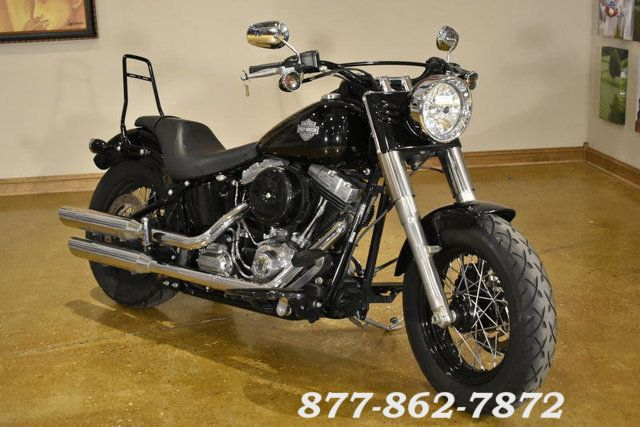 2013 Harley-Davidson SOFTAIL SLIM FLS SLIM FLS in Chicago, Illinois 60555