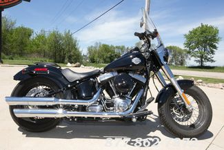 2013 Harley-Davidson SOFTAIL SLIM FLS SLIM FLS in Chicago Illinois, 60555