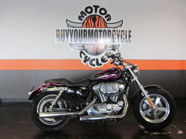 2013 Harley-Davidson Sportster® 1200 Custom 110th Anniversary Edition in Arlington, Texas , Texas 76010