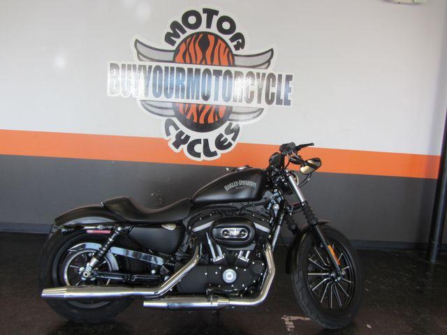 2013 Harley-Davidson Sportster® 883™ in Arlington, Texas Texas, 76010