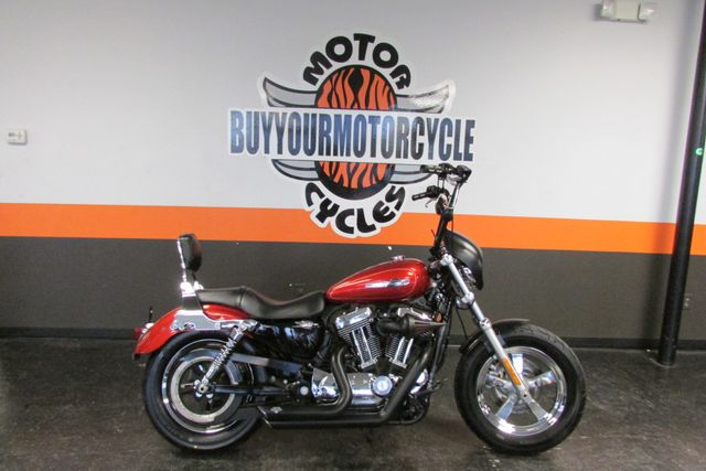 2013 Harley-Davidson Sportster® 1200 Custom