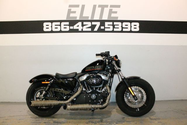 2013 Harley Davidson Sportster Forty-Eight