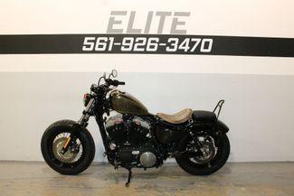 2013 Harley Davidson Sportster Forty Eight XL1200X Boynton Beach, FL 9