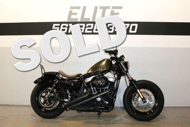 2013 Harley Davidson Sportster Forty Eight XL1200X Boynton Beach, FL