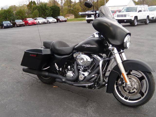 2013 Harley-Davidson Street Glide® FLHX