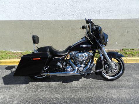2013 Harley-Davidson Street Glide  in Hollywood, Florida