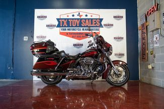 2013 Harley-Davidson Electra Glide Ultra Classic CVO in Fort Worth, TX 76131