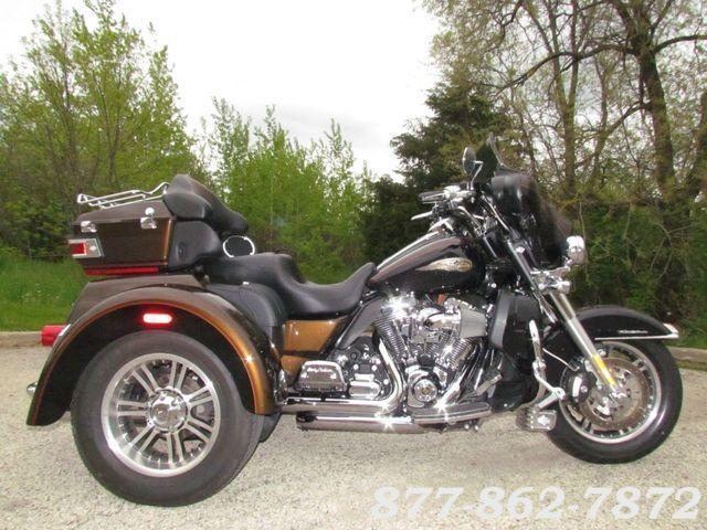 2013 Harley-Davidson TRI-GLIDE ULTRA CLASSIC ANNIVERSARY FLHTCUTG TRI-GLIDE ULTRA