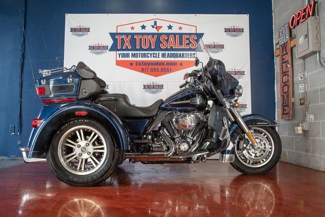 2013 Harley-Davidson® Trike Tri Glide Ultra Classic® in Fort Worth, TX 76131