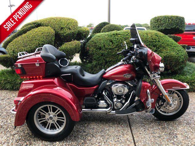 2013 Harley-Davidson Ultra Tri-Glide Tri Glide® Ultra Classic®