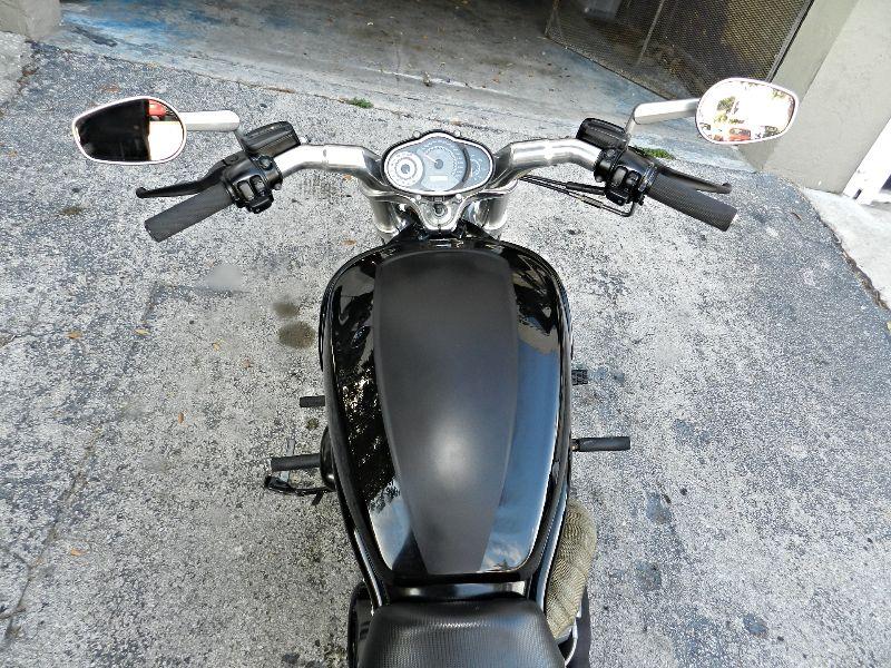 2013 Harley-Davidson V-Rod Muscle VRSCF Air Suspension and more  city Florida  MC Cycles  in Hollywood, Florida