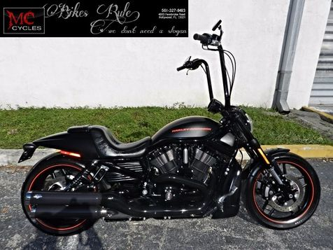 2013 Harley-Davidson V-Rod Night Rod® Special VRSCDX  VRSCDX Nightrod **30 DAY WARRANTY! in Hollywood, Florida