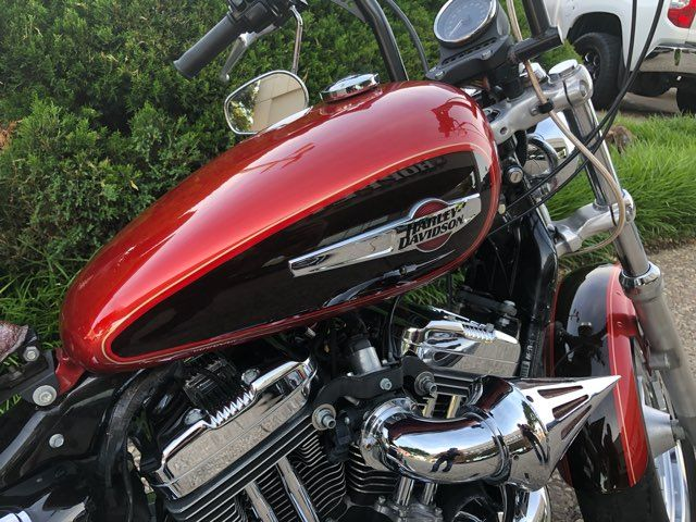 2013 Harley-Davidson XL1200 Custom 1200 Custom in McKinney, TX 75070
