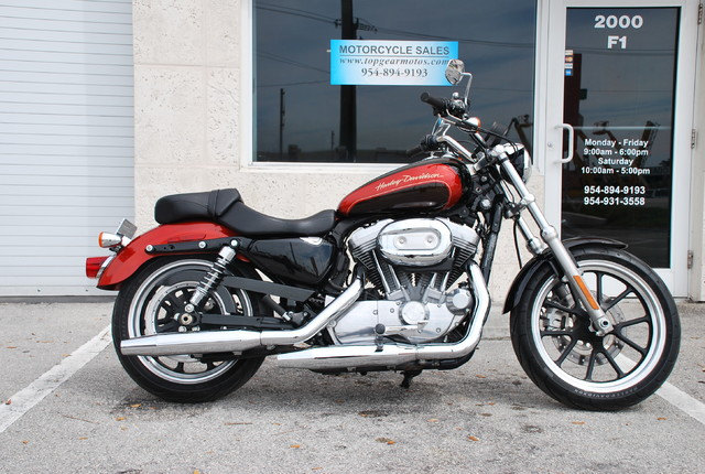 2013 Harley Davidson XL883L