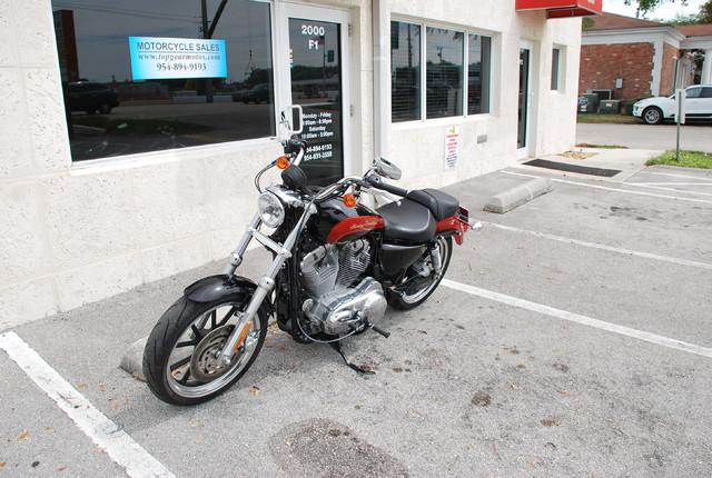 2013 Harley Davidson XL883L in Dania Beach Florida, 33004