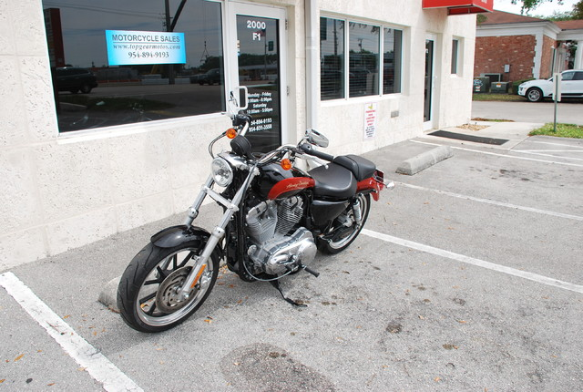 2013 Harley Davidson XL883L in Dania Beach Florida, 33004