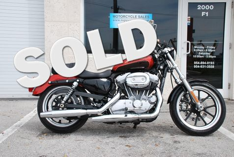 2013 Harley Davidson XL883L  in Dania Beach, Florida