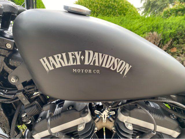 2013 Harley-Davidson XL883N Sportster Iron in McKinney, TX 75070