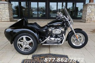 2013 Harley-Davidsonr XL1200C - Sportsterr 1200 Custom in Chicago, Illinois 60555