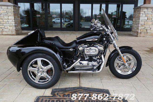 2013 Harley-Davidsonr XL1200C - Sportsterr 1200 Custom