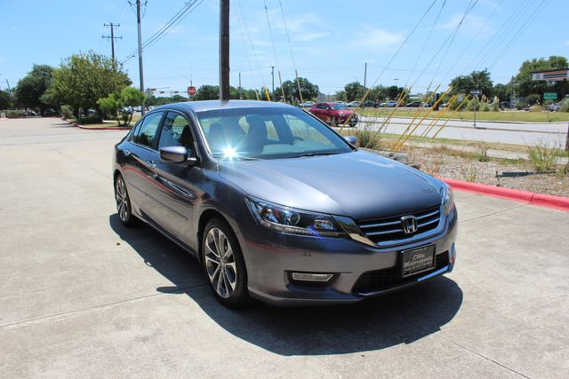 2013 Honda Accord Sport Austin , Texas 4