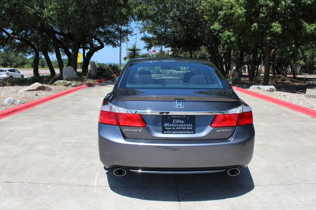 2013 Honda Accord Sport Austin , Texas 8
