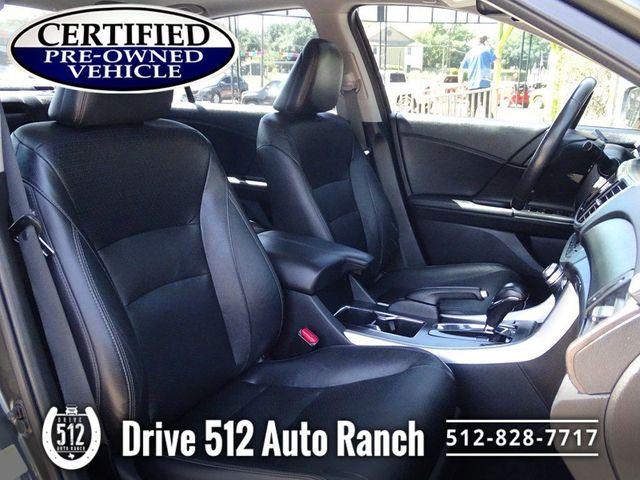 2013 Honda Accord EX-L in Austin, TX 78745