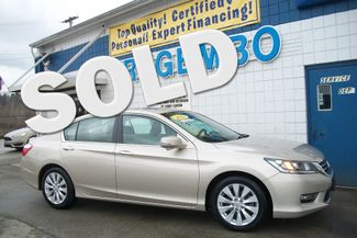 2013 Honda Accord EX-L in Bentleyville Pennsylvania, 15314