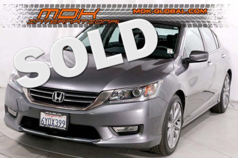 2013 Honda Accord Sport - Bluetooth - 1 owner in Los Angeles
