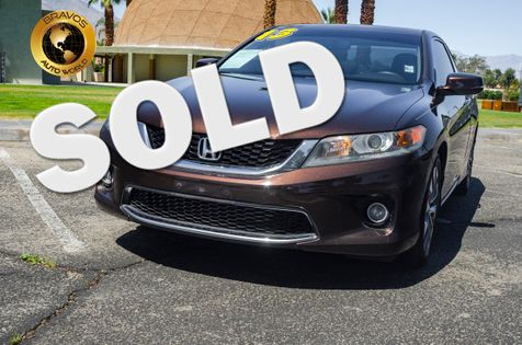 2013 Honda Accord EX in cathedral city
