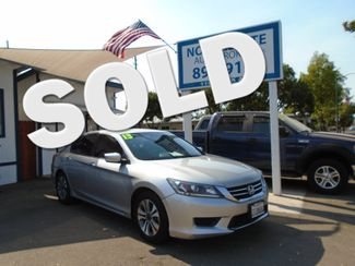 2013 Honda Accord LX Chico, CA