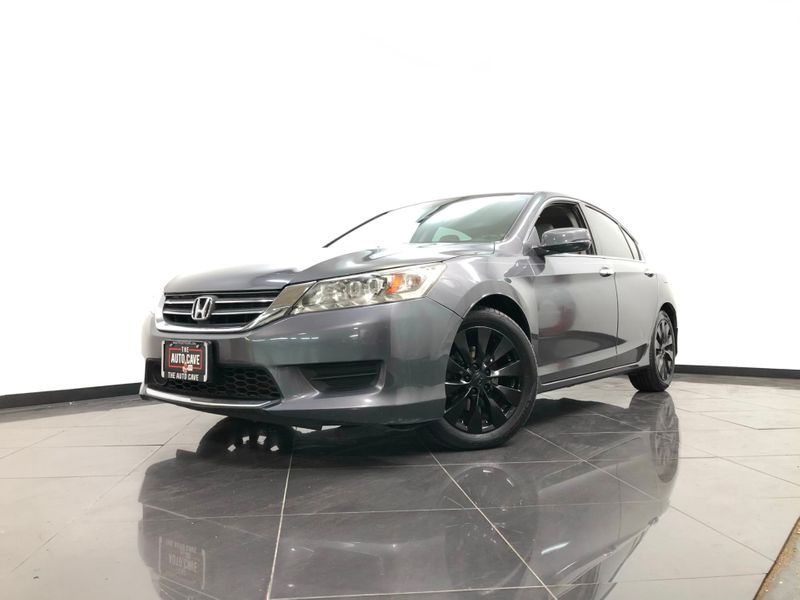 2013 Honda Accord *Simple Financing*   The Auto Cave