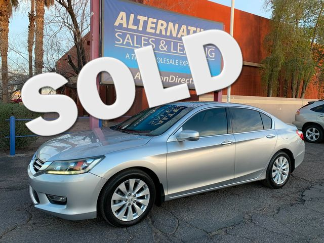 2013 Honda Accord EX-L 3 MONTH/3,000 MILE NATIONAL POWERTRAIN WARRANTY Mesa, Arizona