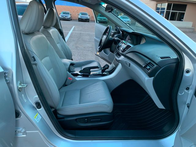 2013 Honda Accord EX-L 3 MONTH/3,000 MILE NATIONAL POWERTRAIN WARRANTY Mesa, Arizona 13