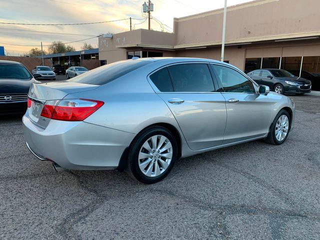 2013 Honda Accord EX-L 3 MONTH/3,000 MILE NATIONAL POWERTRAIN WARRANTY Mesa, Arizona 4