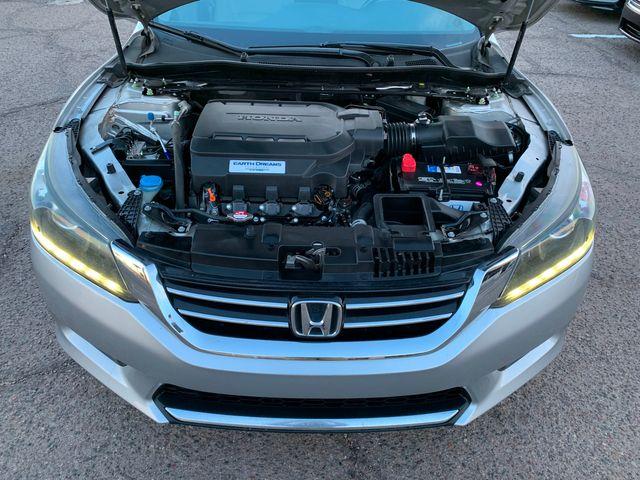 2013 Honda Accord EX-L 3 MONTH/3,000 MILE NATIONAL POWERTRAIN WARRANTY Mesa, Arizona 8