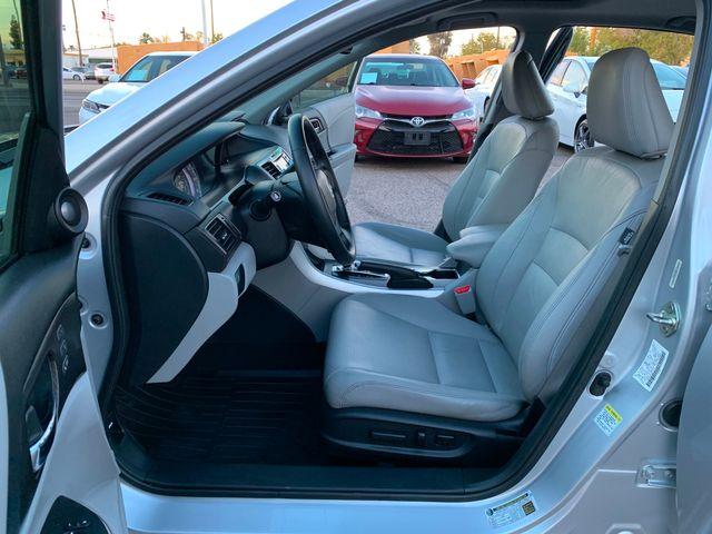 2013 Honda Accord EX-L 3 MONTH/3,000 MILE NATIONAL POWERTRAIN WARRANTY Mesa, Arizona 9
