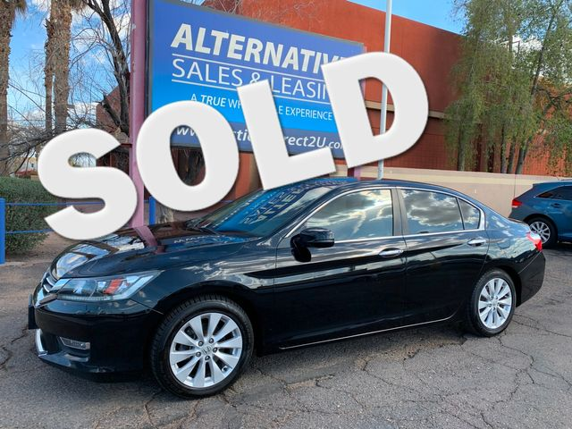 2013 Honda Accord EX-L 3 MONTH/3,000 MILE NATIONAL POWERTRAIN WARRANTY Mesa, Arizona