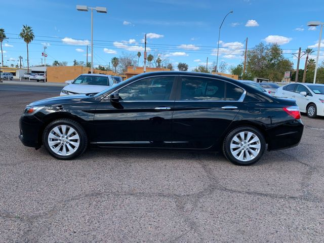 2013 Honda Accord EX-L 3 MONTH/3,000 MILE NATIONAL POWERTRAIN WARRANTY Mesa, Arizona 1