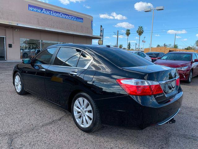 2013 Honda Accord EX-L 3 MONTH/3,000 MILE NATIONAL POWERTRAIN WARRANTY Mesa, Arizona 2
