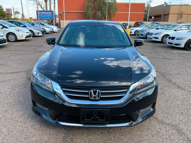 2013 Honda Accord EX-L 3 MONTH/3,000 MILE NATIONAL POWERTRAIN WARRANTY Mesa, Arizona 7