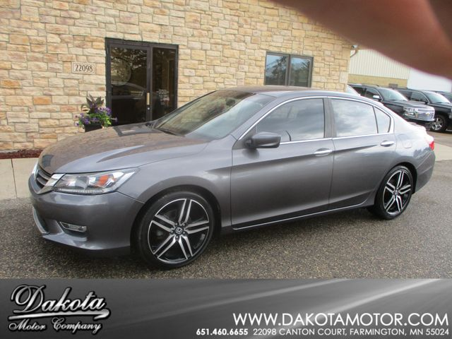 2013 Honda Accord Sport Farmington, MN 0