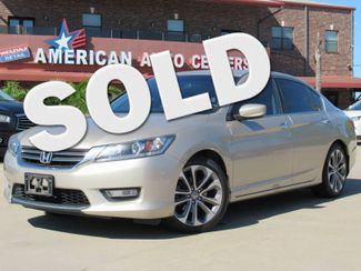 2013 Honda Accord Sport | Houston, TX | American Auto Centers in Houston TX