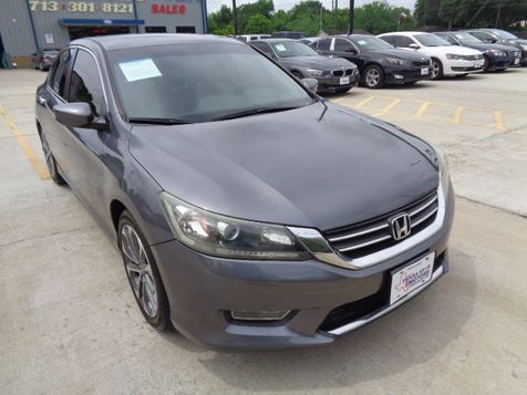 2013 Honda Accord Sport in Houston